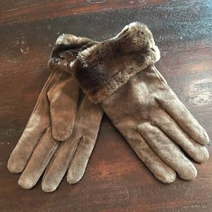 NWOT Massini Thinsulate Leather Gloves XL